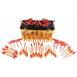 Insulated Electrician's Master Tool Kit