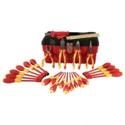 Insulated Electrician's Deluxe Tool Kit