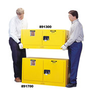 Piggyback Safety Cabinet