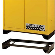 Cabinet Riser Leg Frame