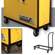 Cabinet Rolling Cart