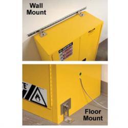Cabinet Seismic Brackets