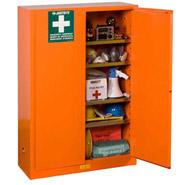 Emergency Preparedness Cabinet with Port