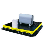 Ultra-Containment Berms®, Collapsible Wall Model - FAC-8404UT