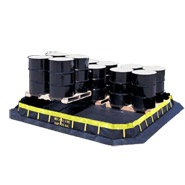 Ultra-Containment Berms®, Stake Wall Model - FAC-8210UT