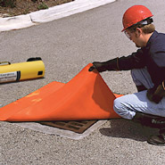Ultra-Drain Seals®, Square - FAC-2126UT