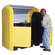 Ultra-Hard Top P2 Plus Spill Pallet®